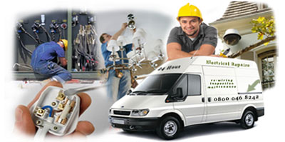 Christchurch electricians